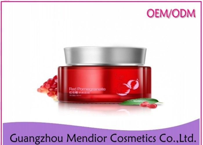 Red Pomegranate Vitamin C Face Cream , Deep Moisturizer Collagen Face Cream